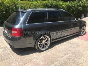 Audi RS6 500HP BITURBO,F1, ΓΝΗΣΙΟ, NAVI '04 4/20