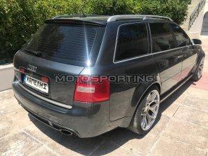Audi RS6 500HP BITURBO,F1, ΓΝΗΣΙΟ, NAVI '04 5/20