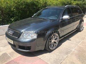 Audi RS6 500HP BITURBO,F1, ΓΝΗΣΙΟ, NAVI '04 19/20