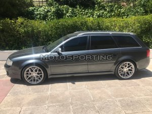 Audi RS6 500HP BITURBO,F1, ΓΝΗΣΙΟ, NAVI '04 20/20